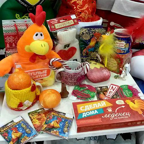 недорогие подарки на новый год знакомым