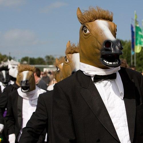 Лошадь и человек картинки