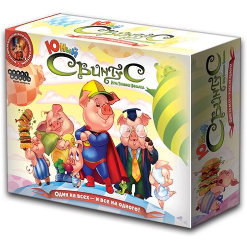Свинтус карточная игра онлайн